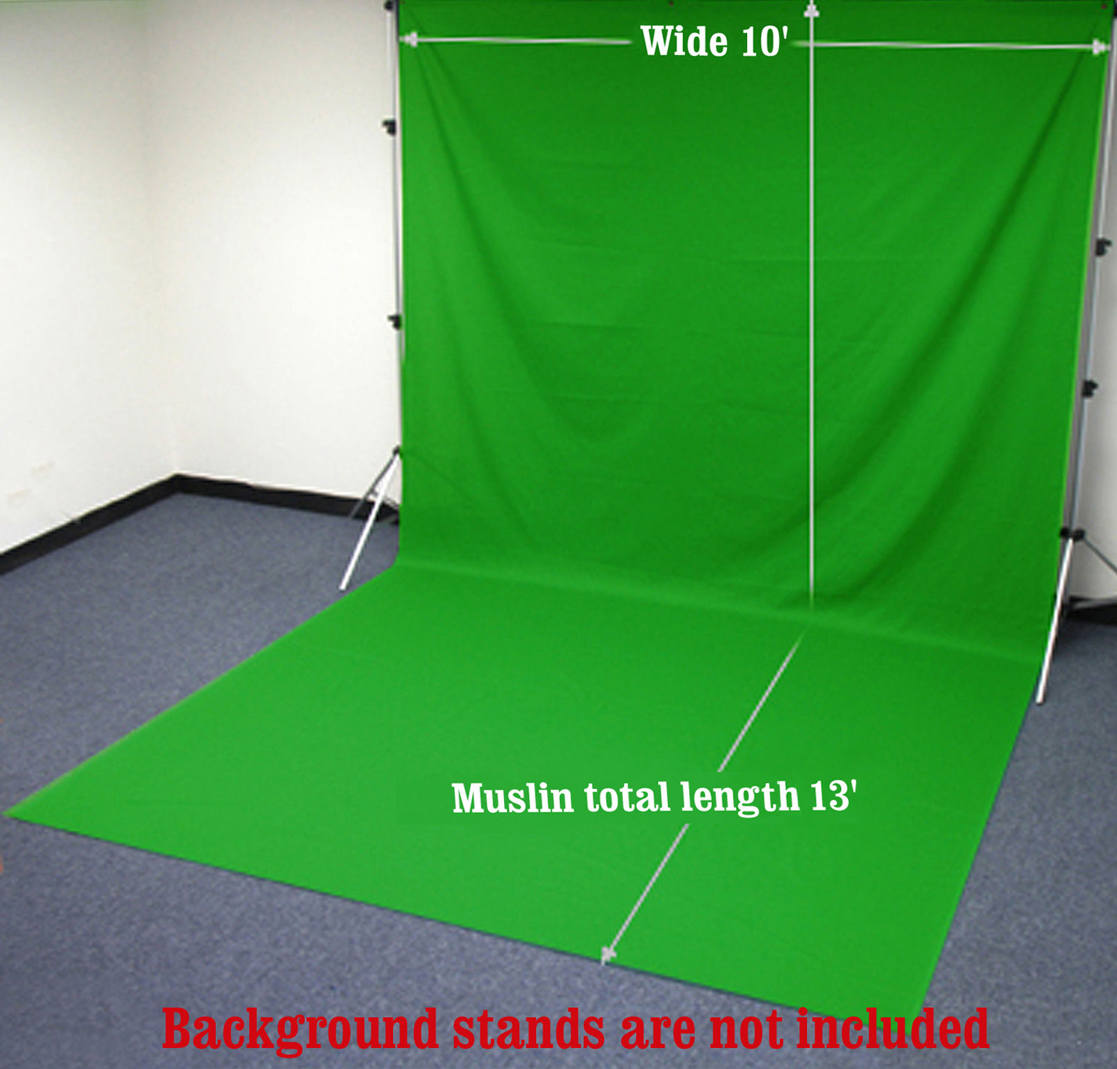 5 collections of photoshop backdrops templates green screen