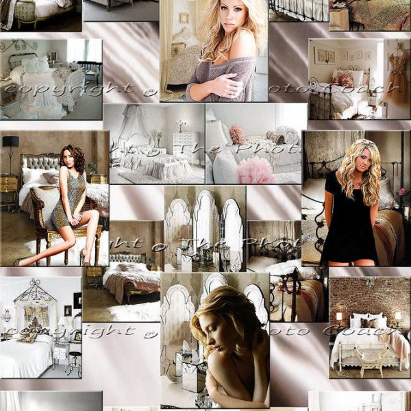 Digital Props & Sets from boudoir backdrops collection L8