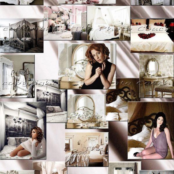 Digital Props & Sets from boudoir backdrops collection L7