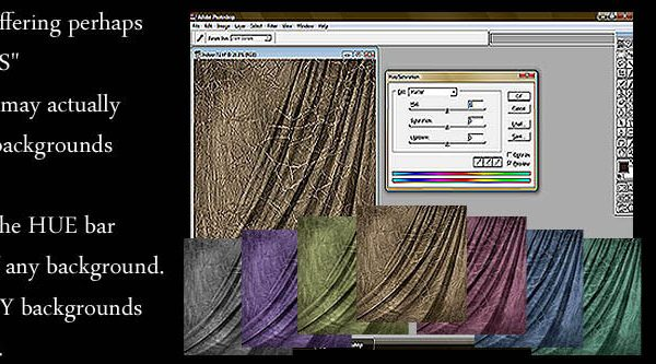 Muslin Digital Backdrops Sample Image G1