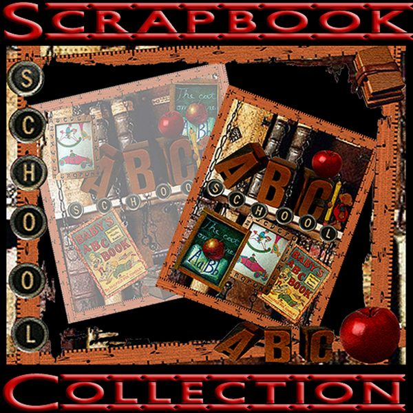 Scrapbooking Paper Collection Thumbnail image